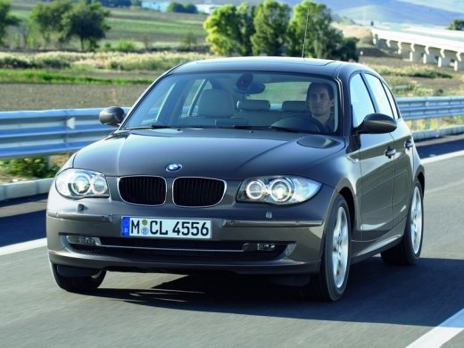 2006 BMW 118I Online Average Sale Price HKD$57,647