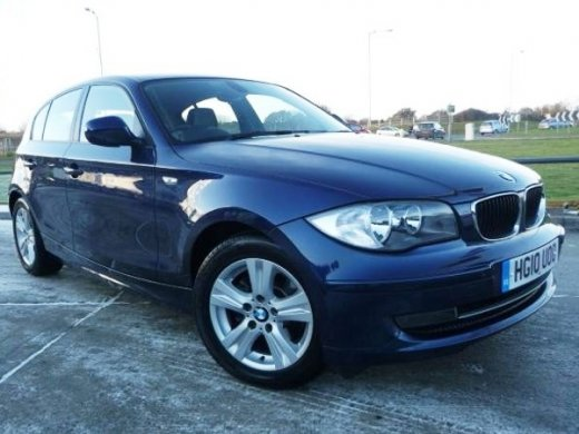 2011 BMW 118I Online Average Sale Price HKD$106,417