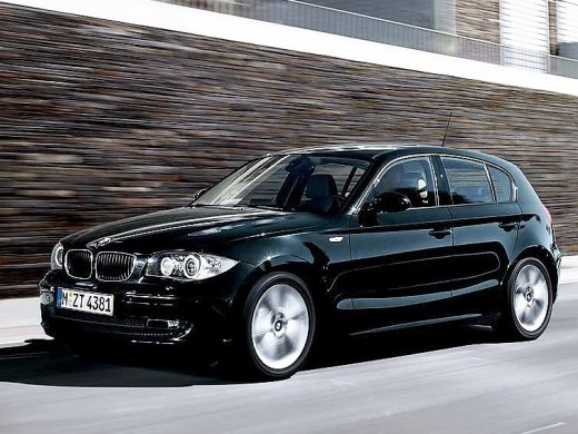 2006 BMW 118I Online Average Sale Price HKD$57,647