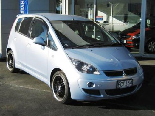 2007 MITSUBISHI COLT 1.5 Online Average Sale Price HKD$53,757