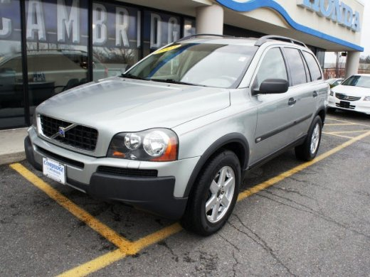 2006 volvo xc90 2 5t used car prices hong kong. Black Bedroom Furniture Sets. Home Design Ideas
