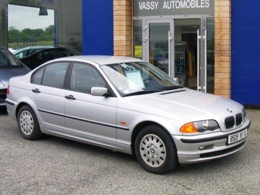 1999 BMW 318I (1895cc) Online Average Sale Price HKD$10,391