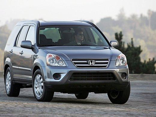 2006 HONDA CR-V 網上放售平均價 NTD$177,083