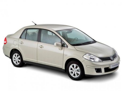 2010 NISSAN TIIDA 網上放售平均價 HKD$46,000