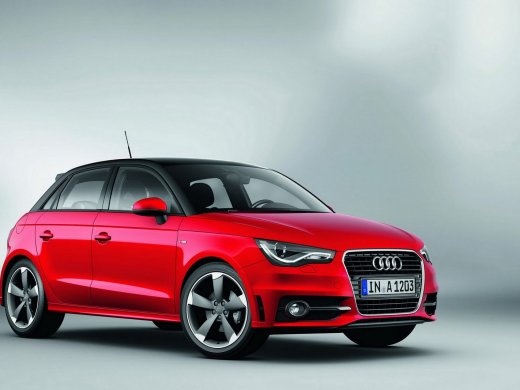2013 AUDI A1 1.4T Online Average Sale Price HKD$125,500