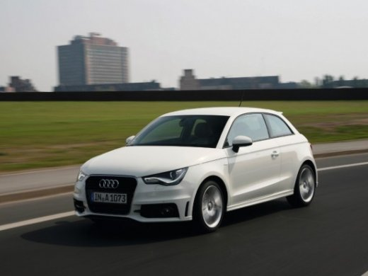 2013 AUDI A1 1.4T Online Average Sale Price HKD$128,286