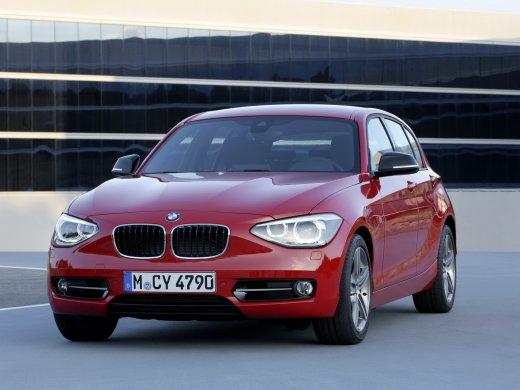 2013 BMW 116I(F20) 網上放售平均價 HKD$158,470