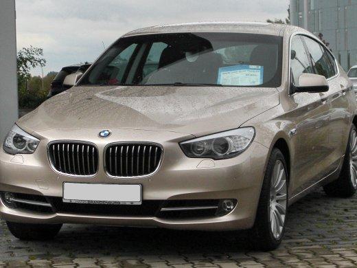 2010 BMW 535I GT Online Average Sale Price HKD$254,078