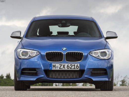 2013 BMW 135I 網上放售平均價 HKD$329,542