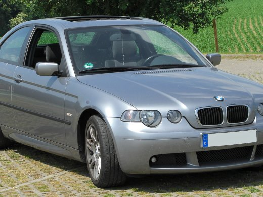 2002 BMW 316TI Online Average Sale Price HKD$17,564