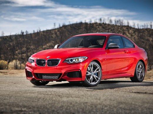 2014 BMW M235I COUPE 網上放售平均價 HKD$422,250