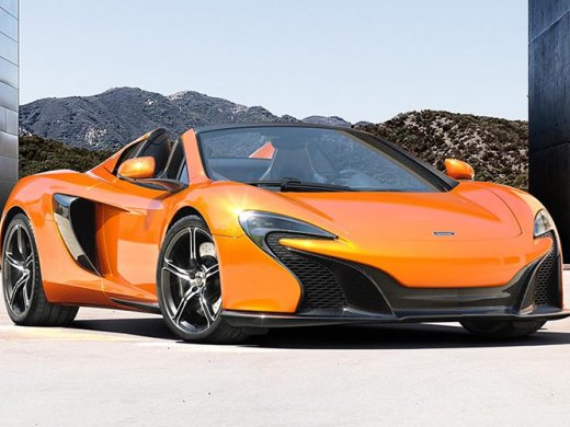 2014 MCLAREN 650S Online Average Sale Price HKD$3,899,750