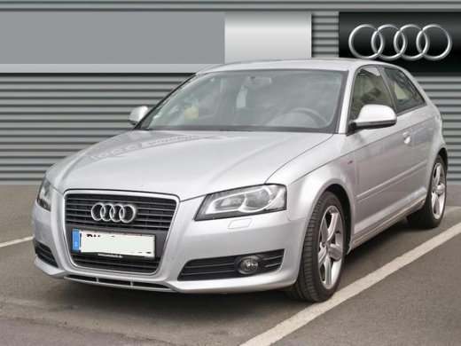 2010 AUDI A3 1.8T Online Average Sale Price HKD$104,714