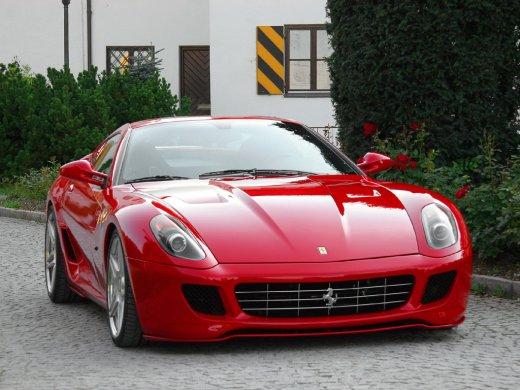 2008 FERRARI 599 網上放售平均價 HKD$1,309,889