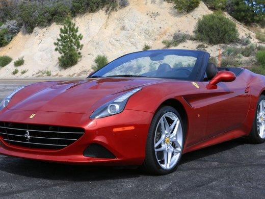 2009 FERRARI CALIFORNIA 網上放售平均價 HKD$1,242,000