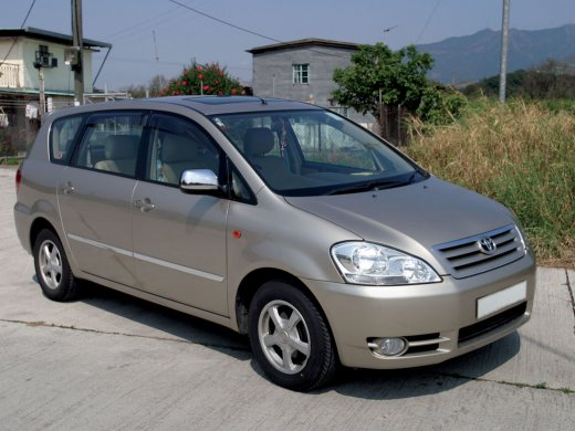 toyota picnic used car prices hong kong. Black Bedroom Furniture Sets. Home Design Ideas