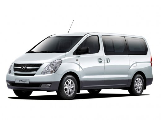 2010 HYUNDAI H1 2.5 Online Average Sale Price HKD$124,359