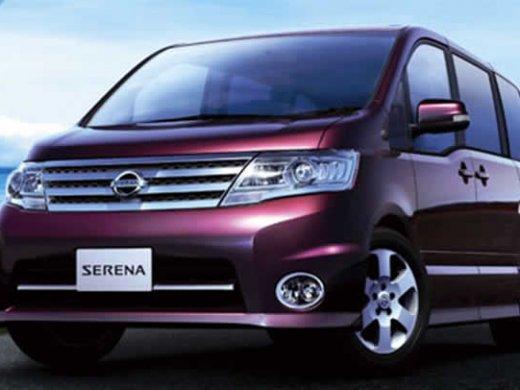 2008 NISSAN SERENA 2.0 Online Average Sale Price HKD$71,906