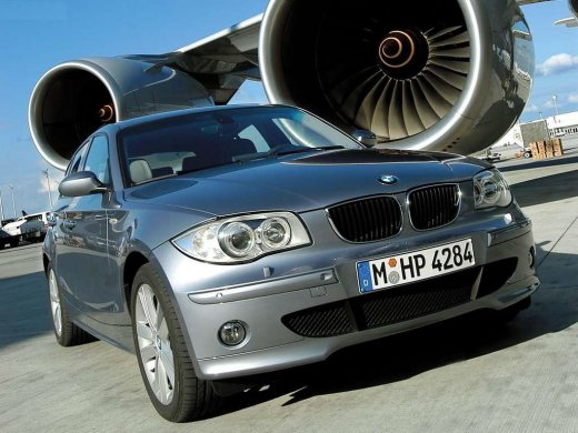 2008 BMW 120I Online Average Sale Price HKD$70,348