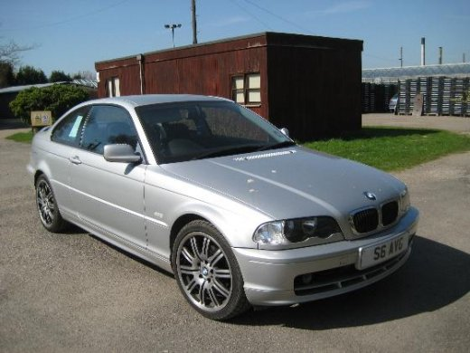 2000 BMW 318CI Online Average Sale Price HKD$14,889