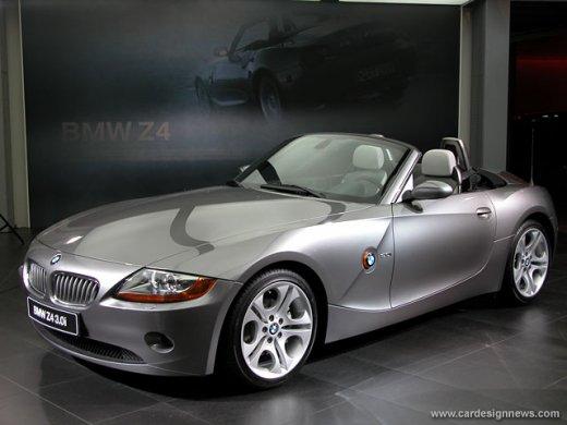 2007 BMW Z4 3.0 Online Average Sale Price HKD$112,000