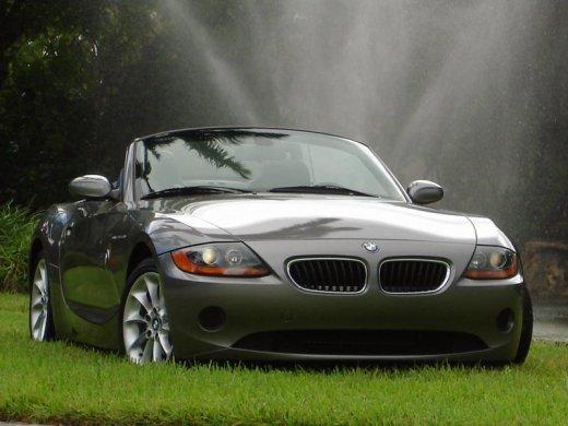 2007 BMW Z4 3.0 Online Average Sale Price HKD$153,000