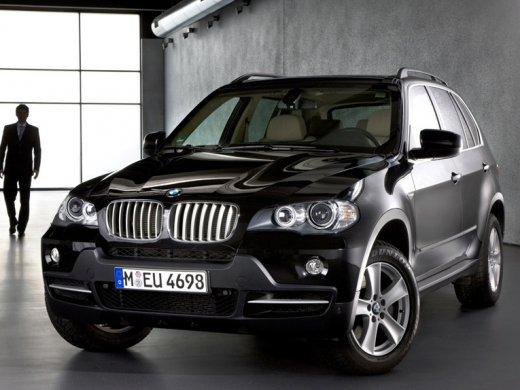 2008 BMW X5 4.8 Online Average Sale Price HKD$119,182