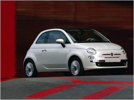 2008 FIAT 500 1.4 網上放售平均價 HKD$43,375