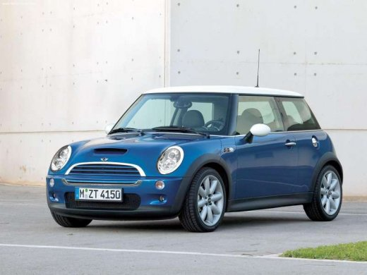 2004 MINI MINI COOPER S Online Average Sale Price HKD$39,447