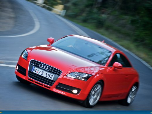 2011 AUDI TT 2.0T COUPE Online Average Sale Price HKD$192,000