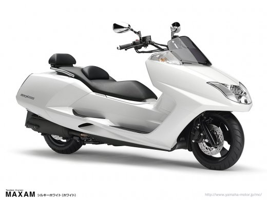 2006 YAMAHA MAXAM CP250 Online Average Sale Price HKD$138,460