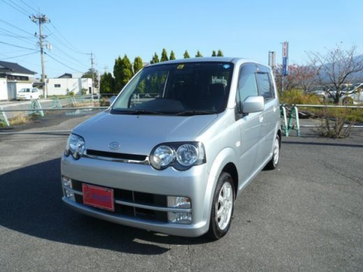 2004 DAIHATSU MOVE Online Average Sale Price HKD$12,768