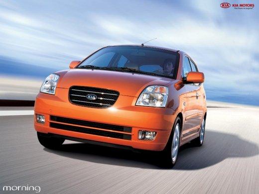 2006 KIA MORNING 1.1 網上放售平均價 HKD$15,248