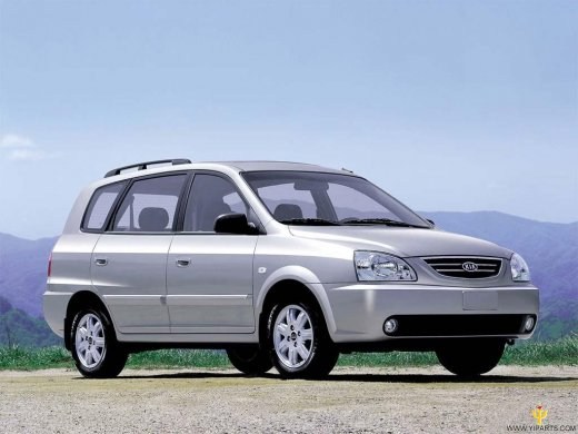 2005 KIA CARENS 2.0 Online Average Sale Price HKD$10,859