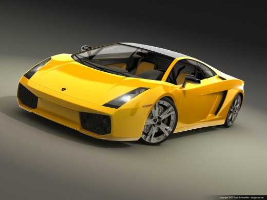 2005 LAMBORGHINI GALLARDO 網上放售平均價 HKD$757,667