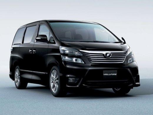 2011 TOYOTA VELLFIRE 3.5 Online Average Sale Price HKD$250,647