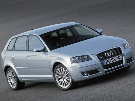 2007 AUDI A3 2.0T Online Average Sale Price HKD$56,714