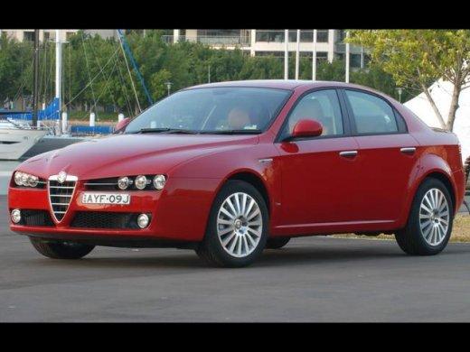 2007 ALFA ROMEO 159 JTS V6 網上放售平均價 HKD$57,271