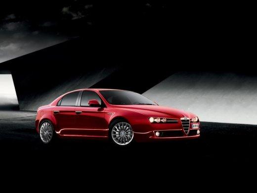 2008 ALFA ROMEO 159 JTS V6 Online Average Sale Price HKD$51,833
