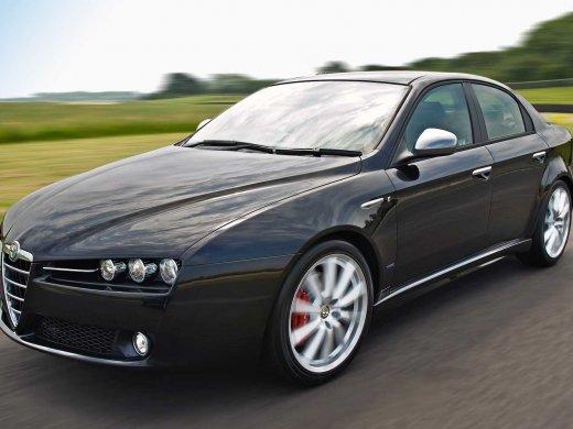 2007 ALFA ROMEO 159 JTS V6 Online Average Sale Price HKD$89,556