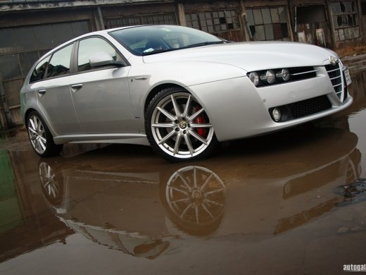 2007 ALFA ROMEO 159 JTS V6 Online Average Sale Price HKD$57,271