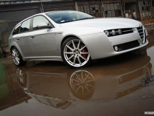 2007 ALFA ROMEO 159 JTS V6 網上放售平均價 HKD$89,556
