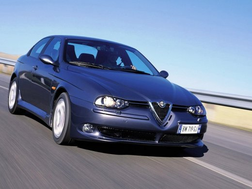 2004 ALFA ROMEO 156 3.2 GTA Online Average Sale Price HKD$62,133
