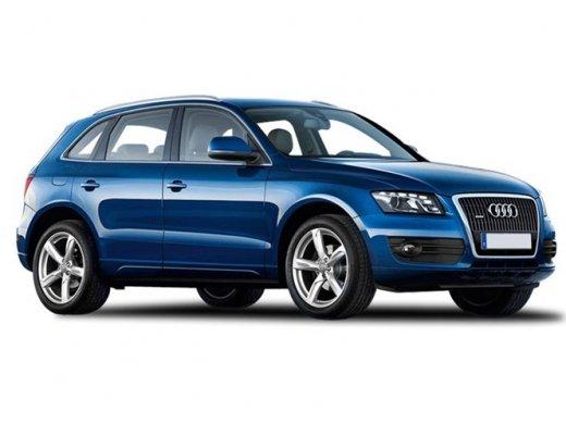 2011 AUDI Q5 2.0T QUATTRO Online Average Sale Price HKD$194,451