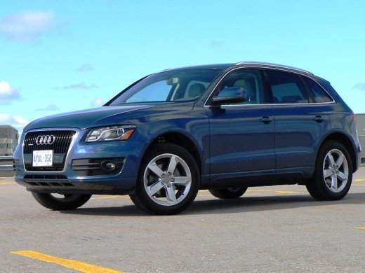 2009 AUDI Q5 2.0T QUATTRO Online Average Sale Price HKD$173,775