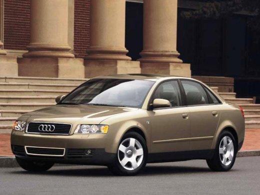 2002 AUDI A4 1.8T Online Average Sale Price HKD$18,363