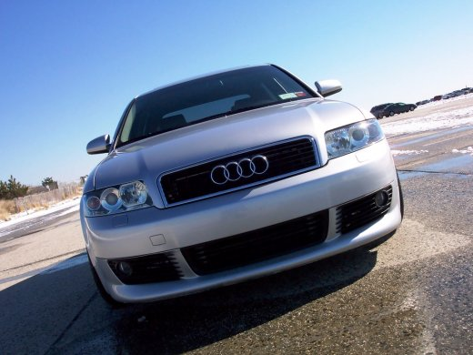 2002 AUDI A4 1.8T Online Average Sale Price HKD$19,040