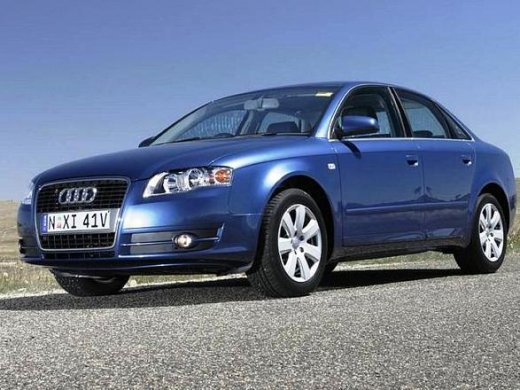 2005 AUDI A4 1.8T Online Average Sale Price HKD$30,778