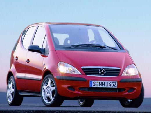 2004 MERCEDES-BENZ A190 網上放售平均價 HKD$19,180